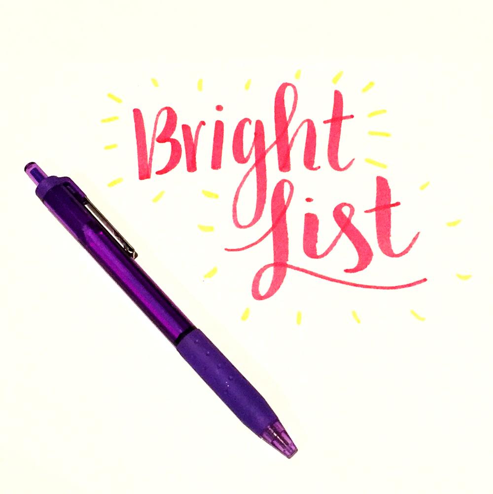 Bright List