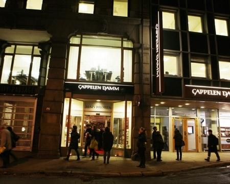 Cappelen Damm er Norges største forlag, og driver bokhandelkjeden Tanum, bloggen Forlagsliv, blant mye annet. Foto: Cappelen Damm.