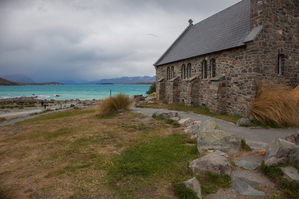 """CHURCH OF THE GOOD SHEPHERD"" TEKAPO"