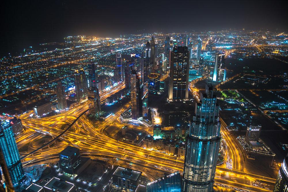DUBAÏ (Burj El Khalifa)