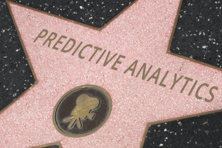 Predictive analytics walk of fame