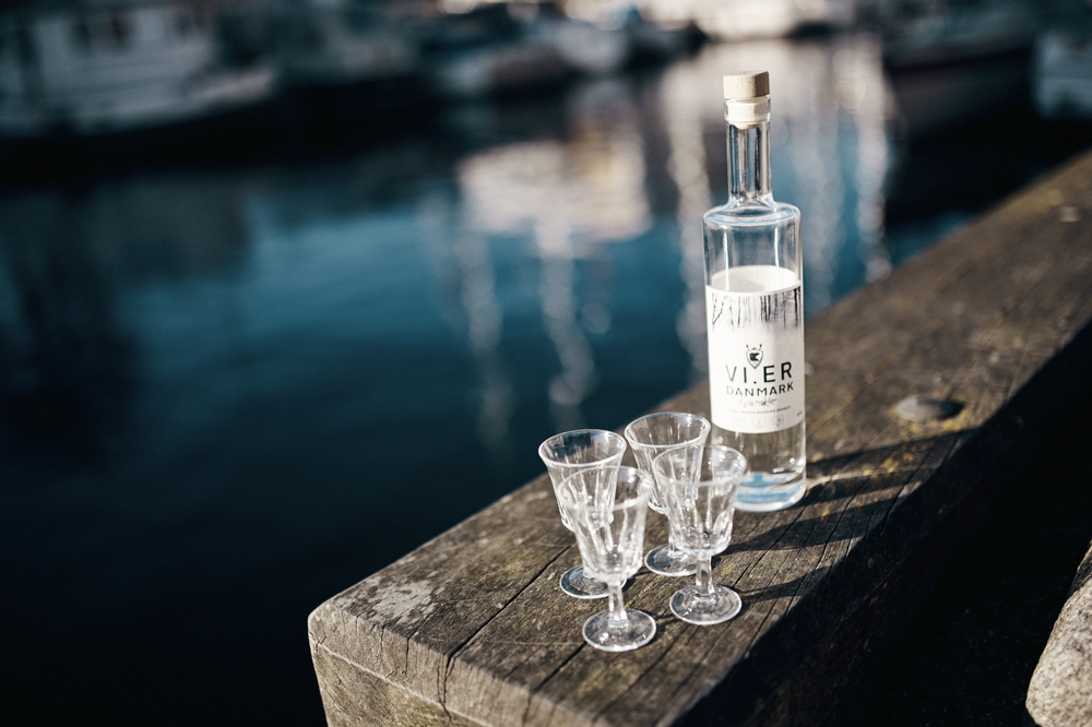 EXCLUSIVE NORDIC SMALL BATCH AQUAVIT - VI.ER AKVAVIT