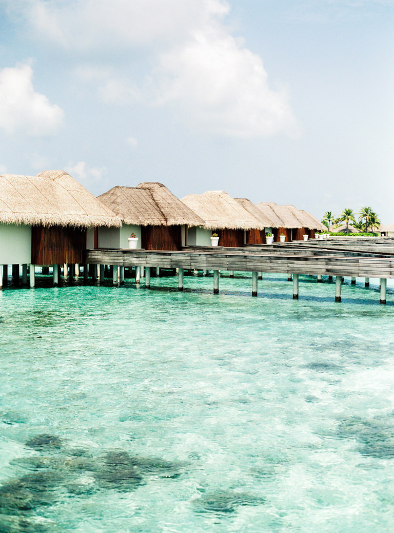 W Maldives Ocean Bungalows