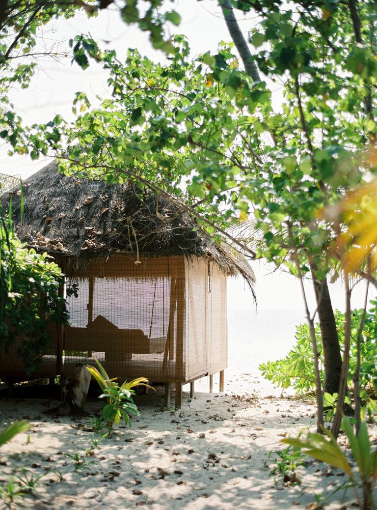 Maldives Desert Island Bungalow