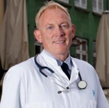 Overlæge Mikael Bitsch, Rigshospitalet