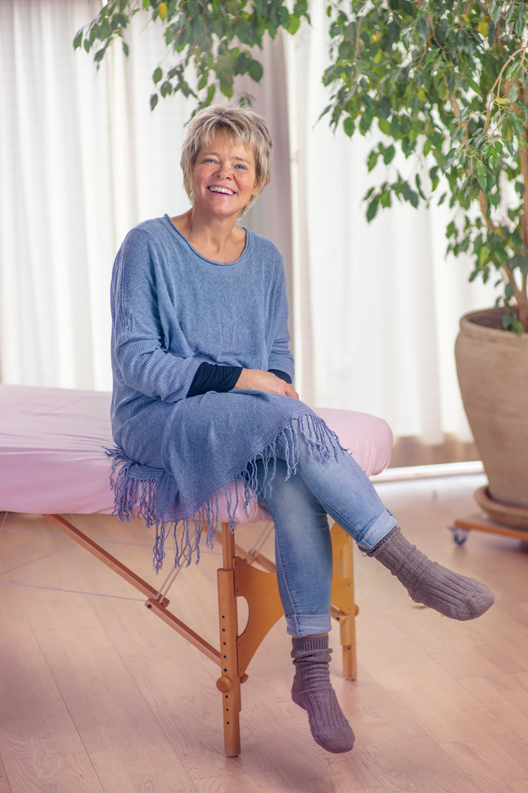 Bente Ravn - Massage Therapist, Mindfulness Coach