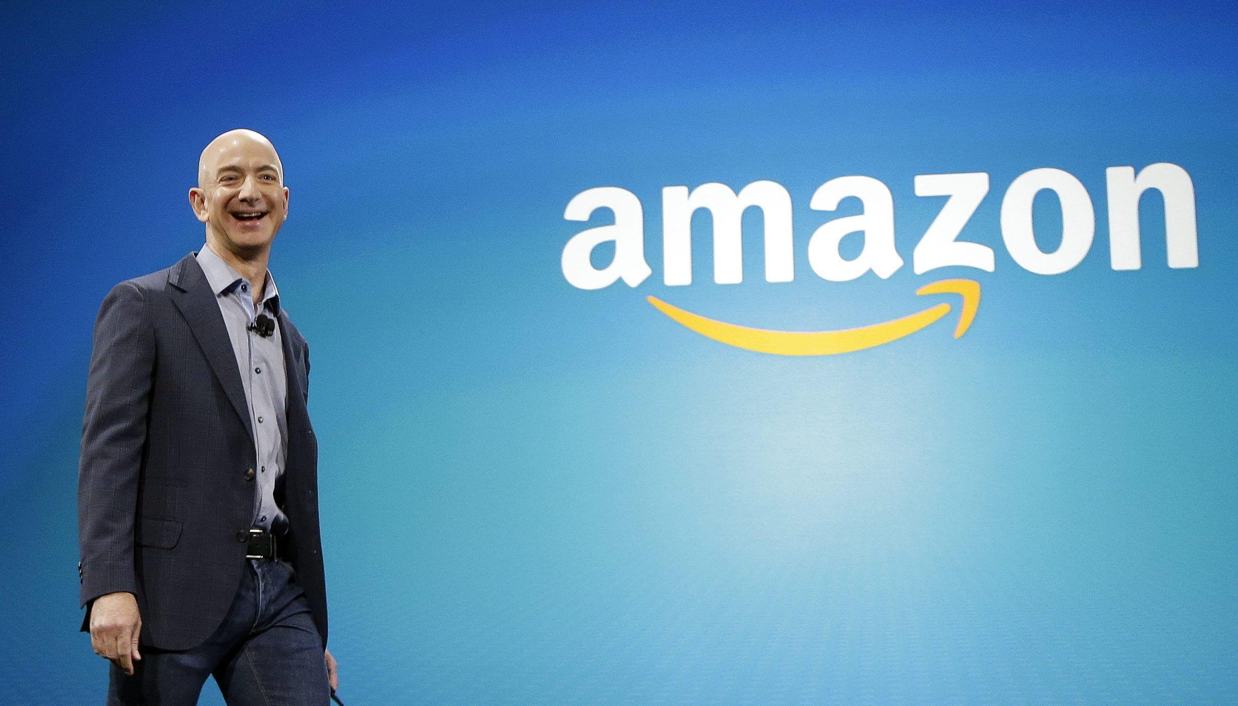 Amazon's Culture: a Source of Advantage? — Marc Baumann
