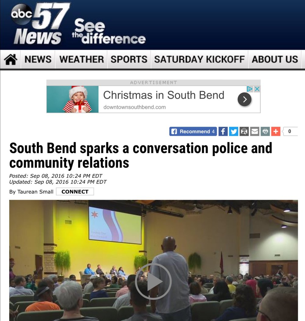 http://www.abc57.com/story/33054536/south-bend-sparks-a-conversation-police-and-community-relations