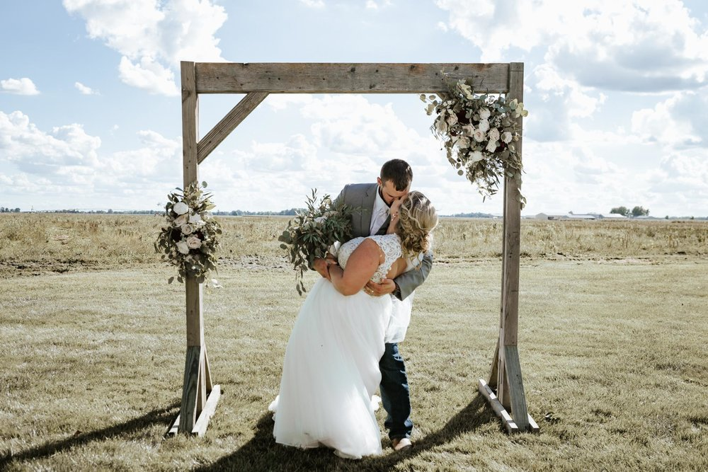 Specializing in wedding and event flowers -