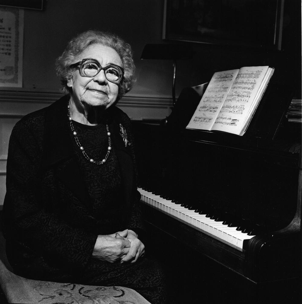 Dame Eva Turner