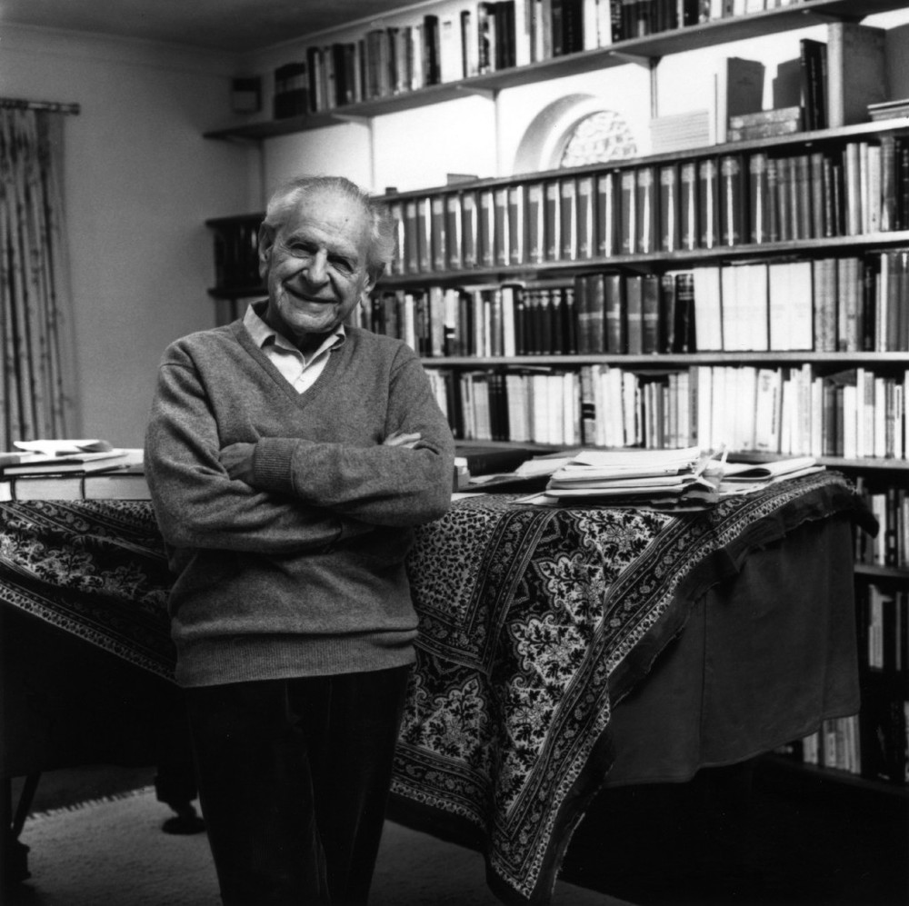 Sir Karl Popper