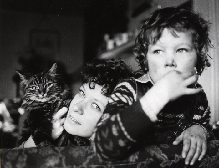 janie simpson cat and son.jpg
