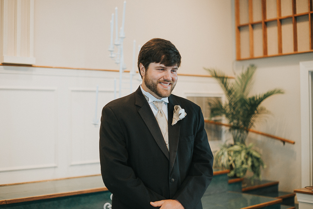 groom-reaction