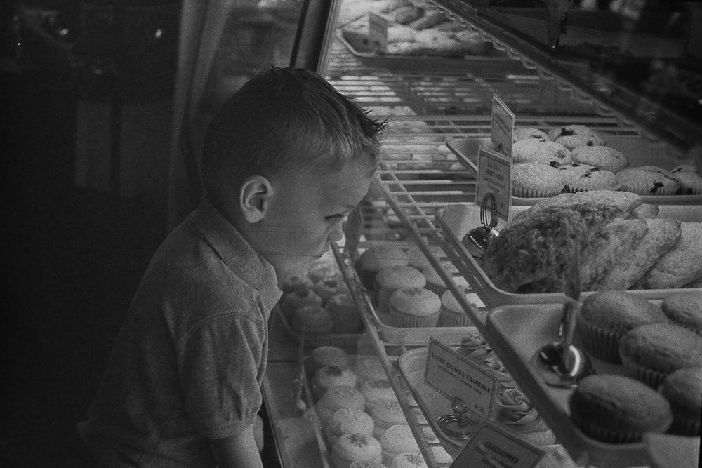 Cassie Cook Photography | Memphis TN | black-and-white-film-photographer-portrait