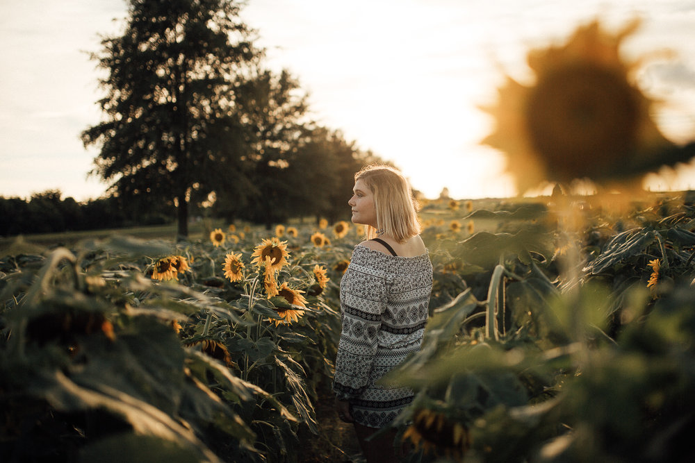 memphis-wedding-photographer-senior-portraits-shelby-farms-sunflower-field