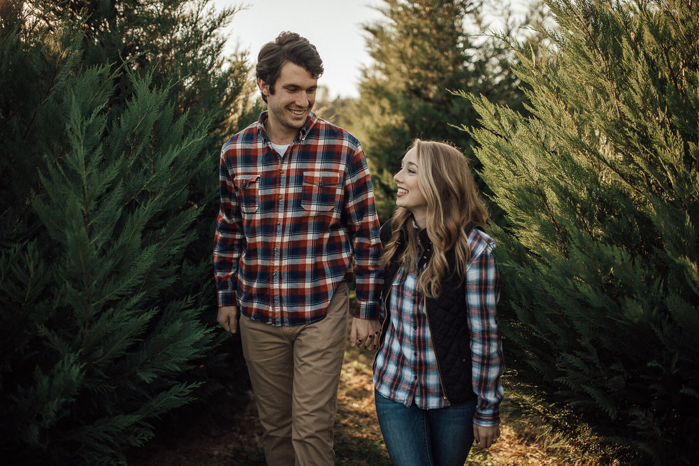 cassie-cook-photography-memphis-wedding-photographer-first-christmas-together-nesbit-christmas-tree-farm-hernando-ms
