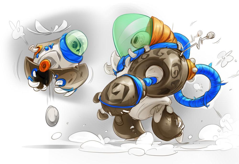 Bomb dropper and mecha.jpg