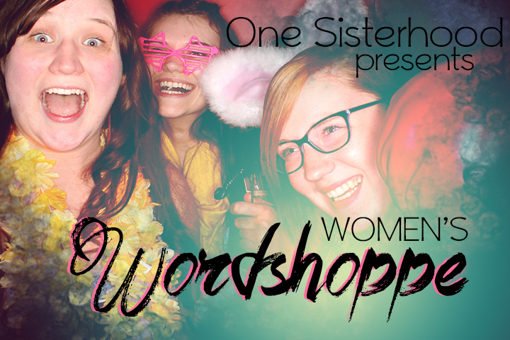Women's Wordshoppe is on Saturday, November 12th @ HLC from 9-11am!