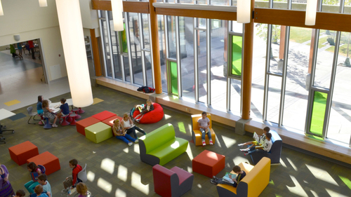 21st Century Learning Spaces Infrastructure Sackville Schools 2020