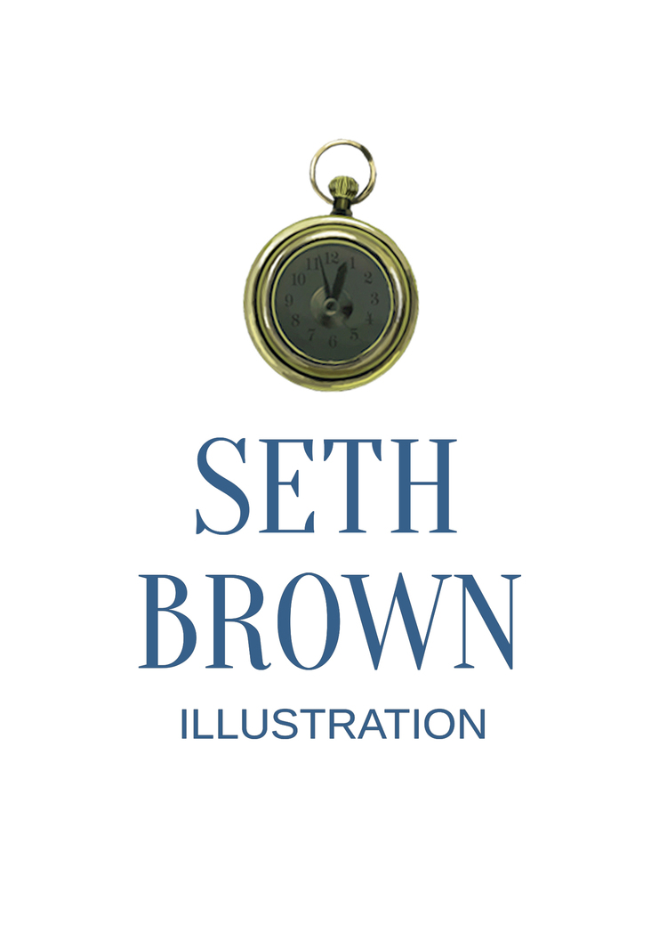 Seth Brown Illustration