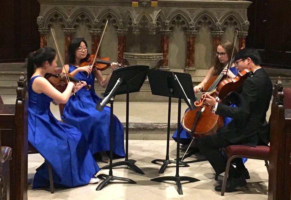 Cygnus Quartet