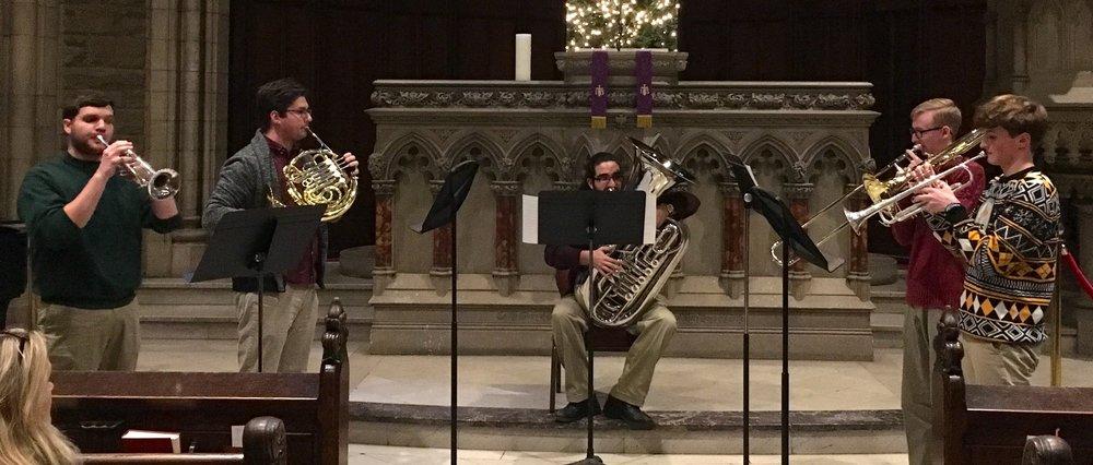 Monaloh Brass Quintet