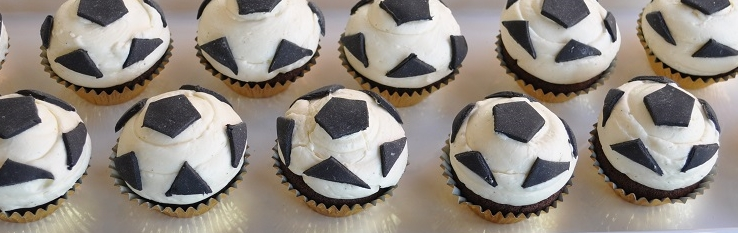 Special Order Mini Cupcake with Soccer Theme.jpg