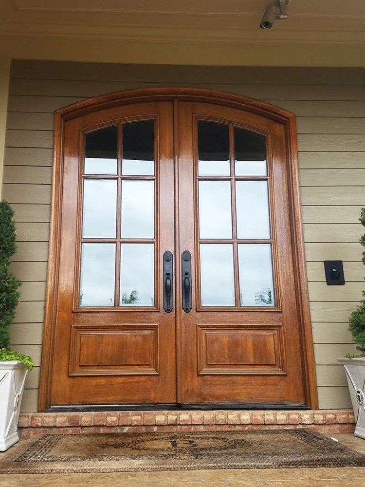 Attrayant Should You Paint Or Stain Your Front Door?