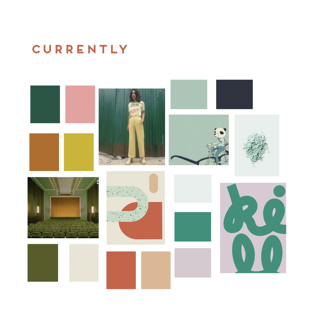 Color Inspiration for February