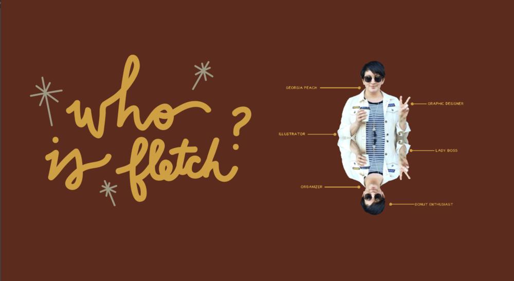 That's So Fletch website