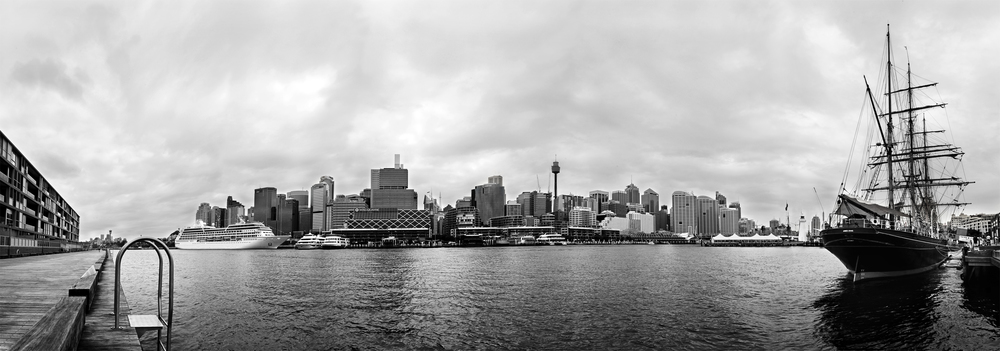 DARLING HARBOUR - AUSTRALIEN