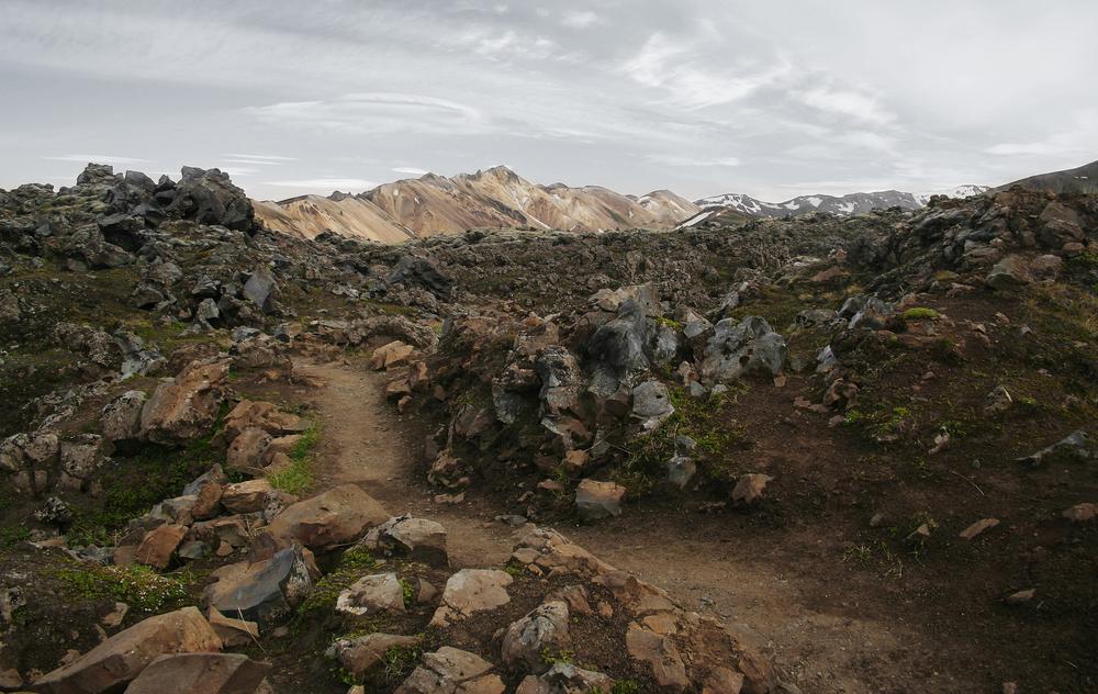 LANDMANALAUGAR- ISLAND