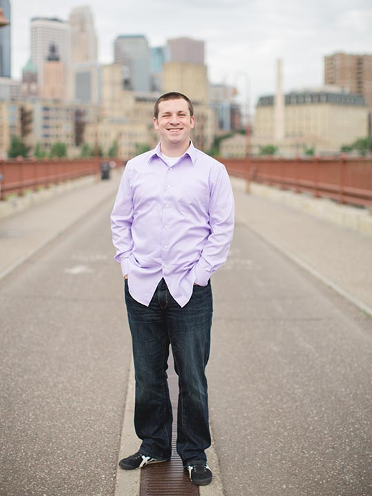 Sam Krutzfeldt - Sam rocks because he makes analytics approachable for everyone.  Many people are intimidated by analytics, but Sam can break it down so people understand and feel more comfortable leveraging data in their day-to-day work. He's involved in the local analytics community via the Tableau User Group, Alteryx User Group, and MinneAnalytics, and we are certain that he will be a force in Minneapolis marketing analytics for many years to come.