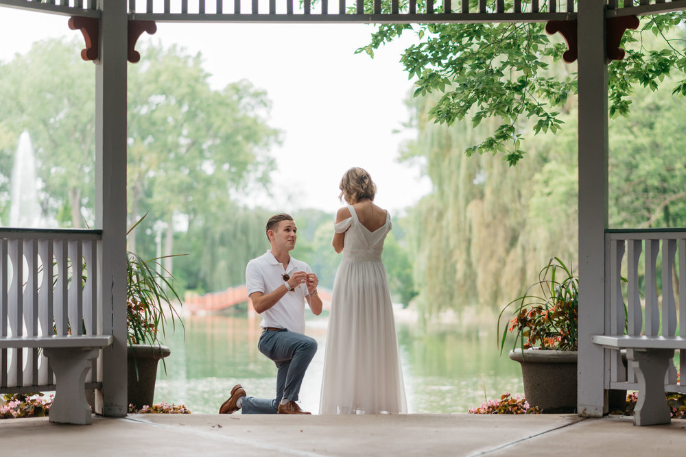 Jason + Mercedes Proposal — Ben and Katya Photography