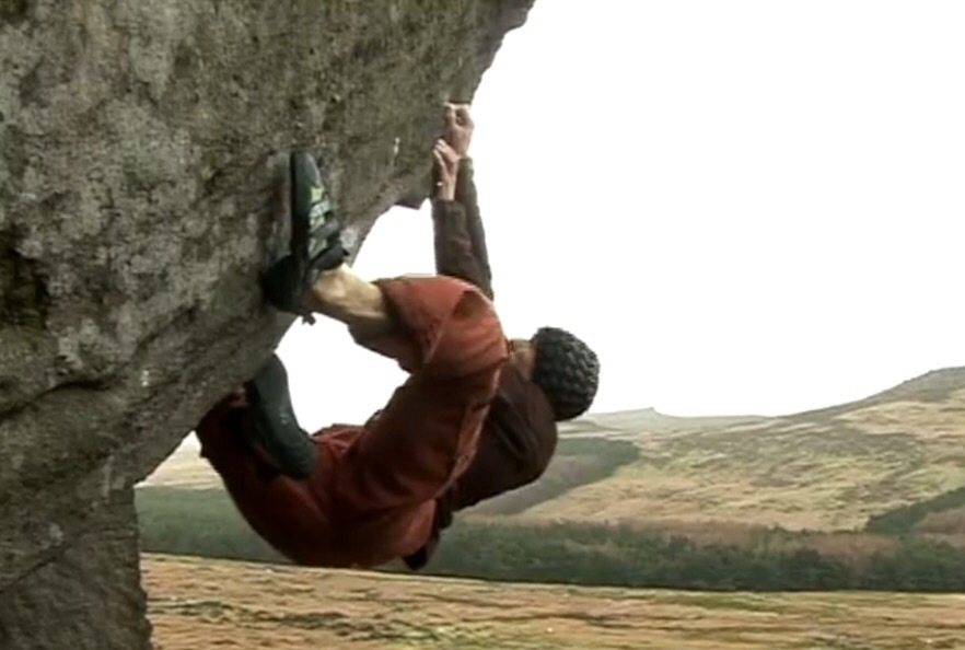 Stewart Watson the fourth ascent of Voyager V13