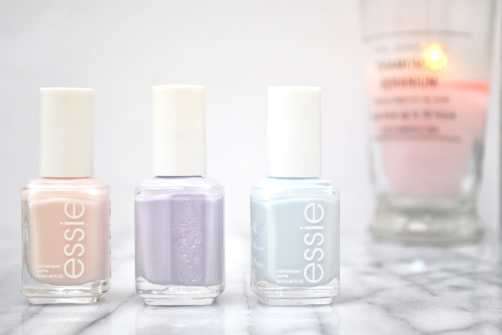 Essie lilacism ballet slippers find me an oasis