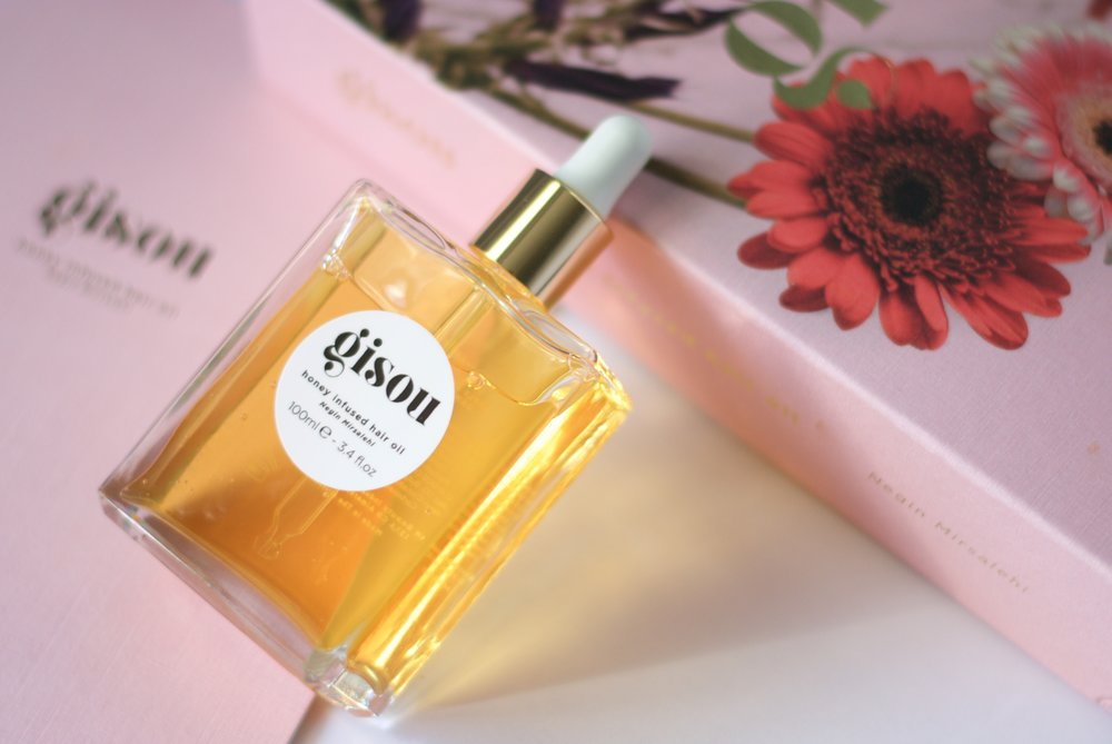Beauty By Brittany Gisou Honey Infused Hair Oil