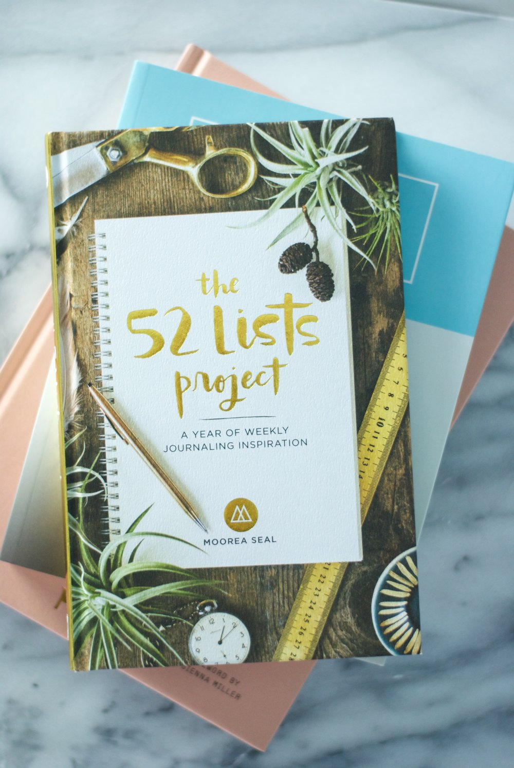 Beauty by Brittany,  The 52 Lists Project by Moorea Seal