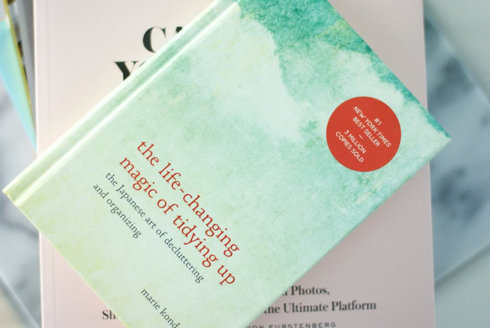 Marie Kondo The Life Changing Magic of Tidying Up The Japanese Art of Decluttering,  Beauty by Brittany