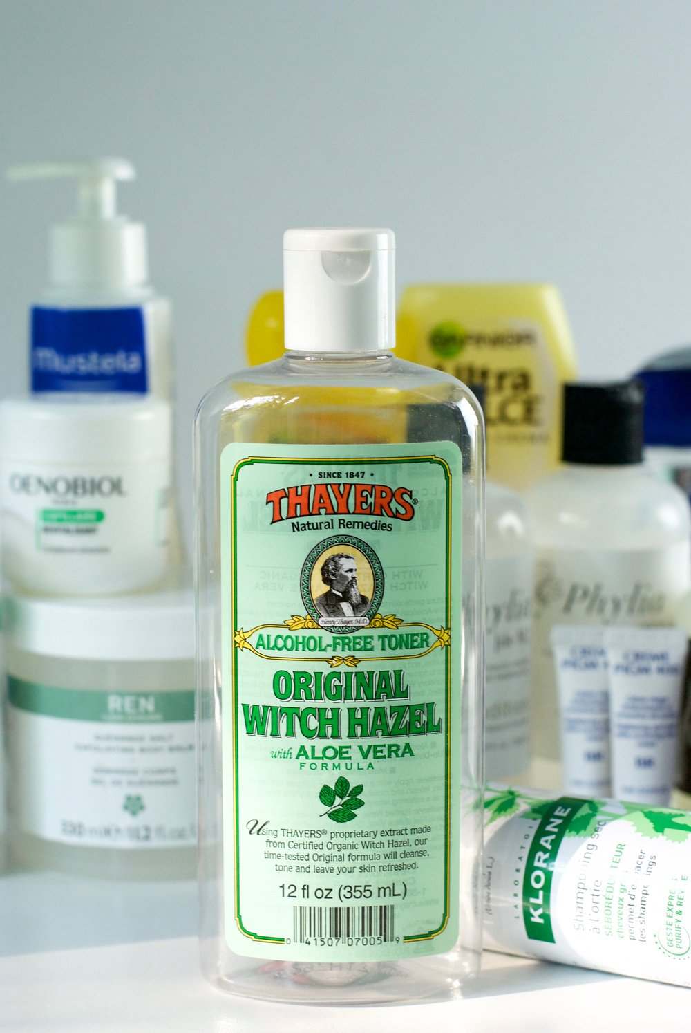 Beauty by Brittany Thayer's Original Witch Hazel with Aloe Vera