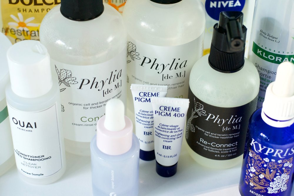 Beauty by Brittany Phylia de M. haircare