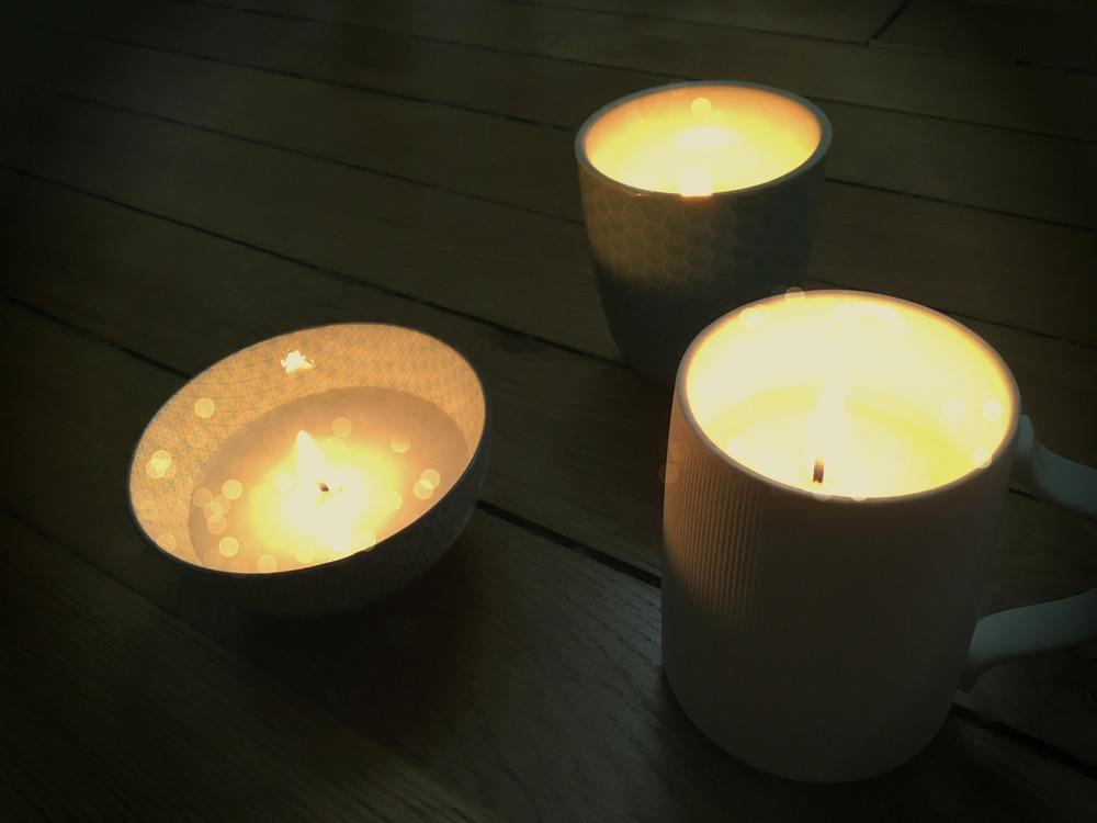 vegan candles soy