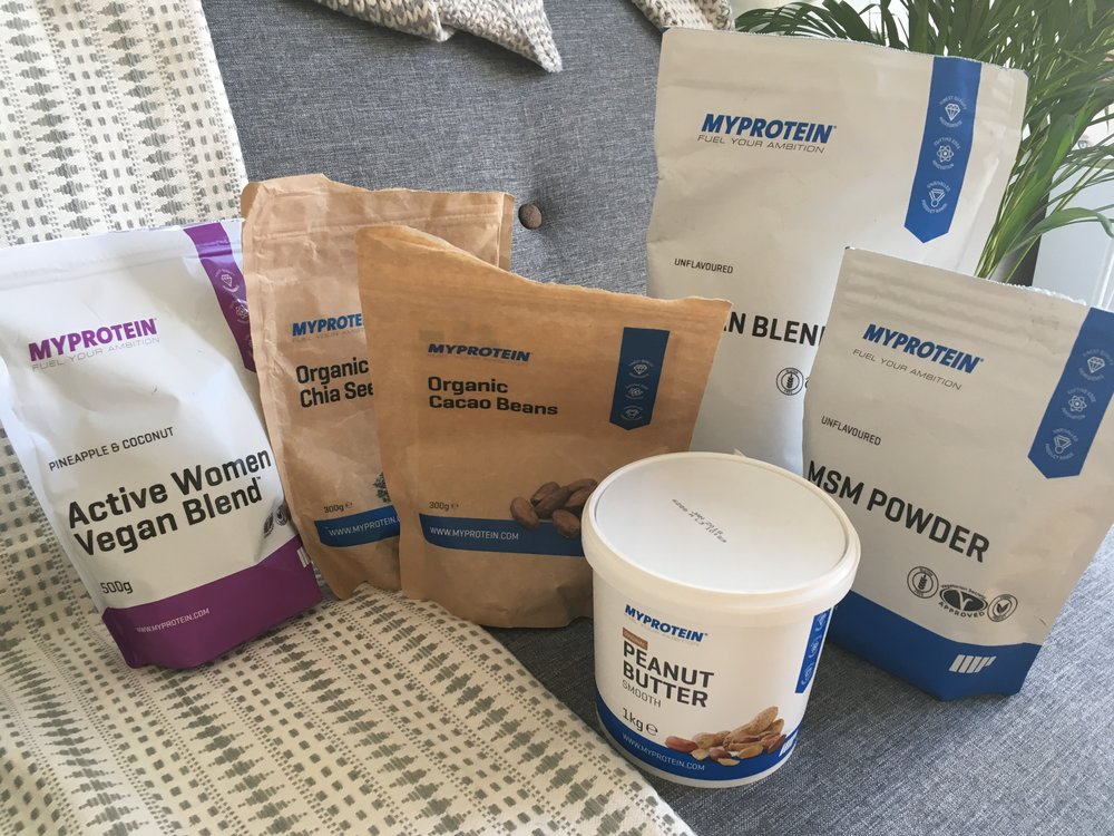 MyProtein Vegan Review Avis