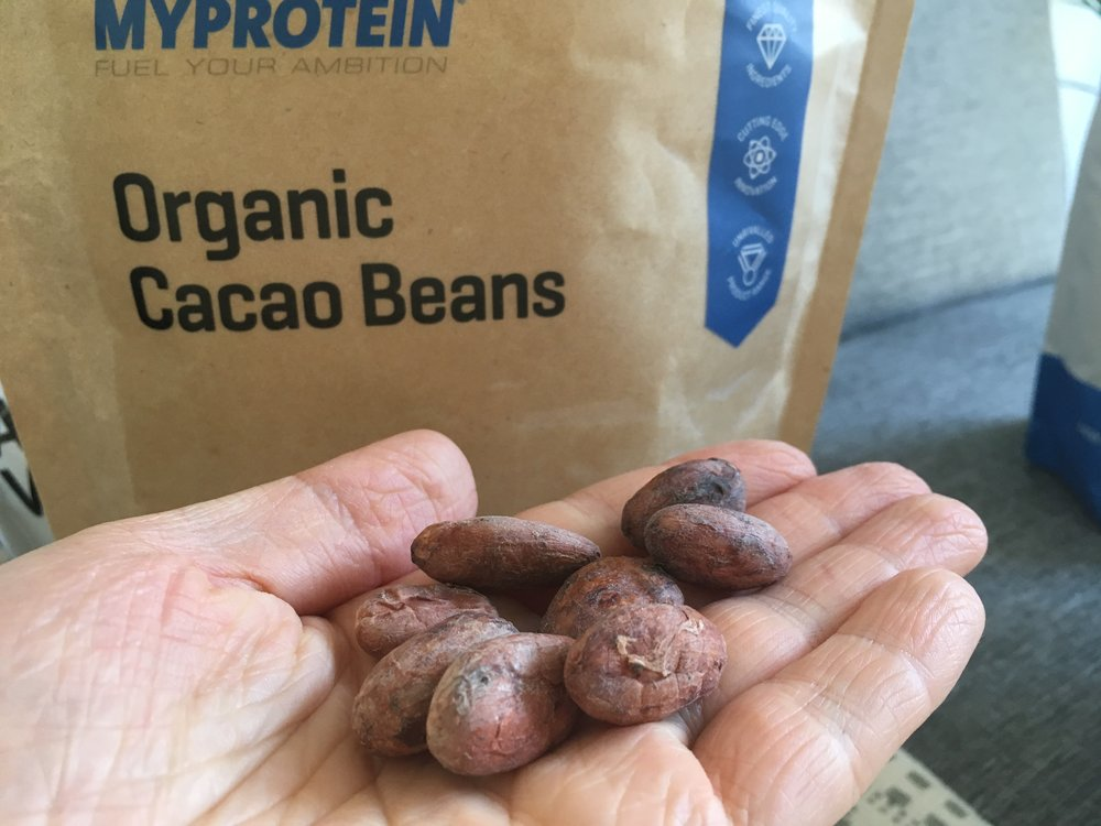 MyProtein Cacao Beans Review