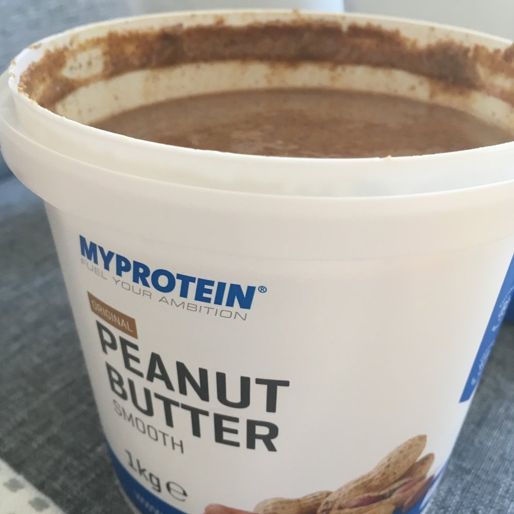 Peanut Butter MyProtein Review