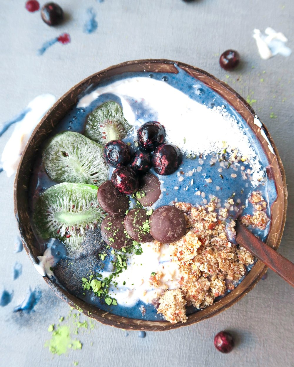 Blue SmoothieBowl