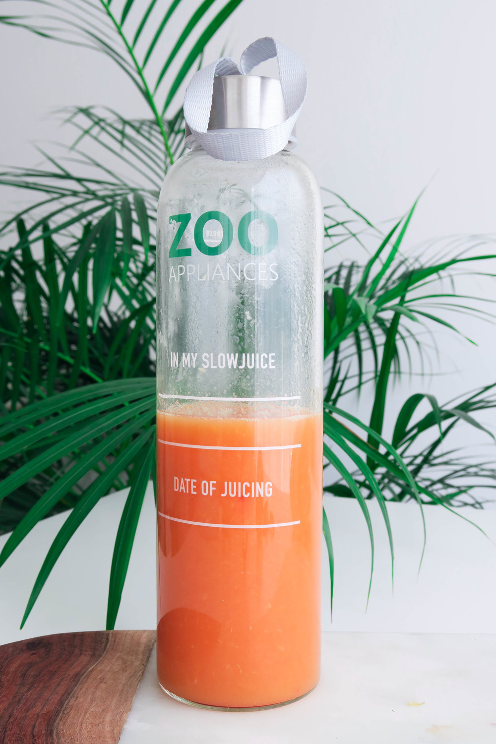 cold pressed juice recipe Zebra