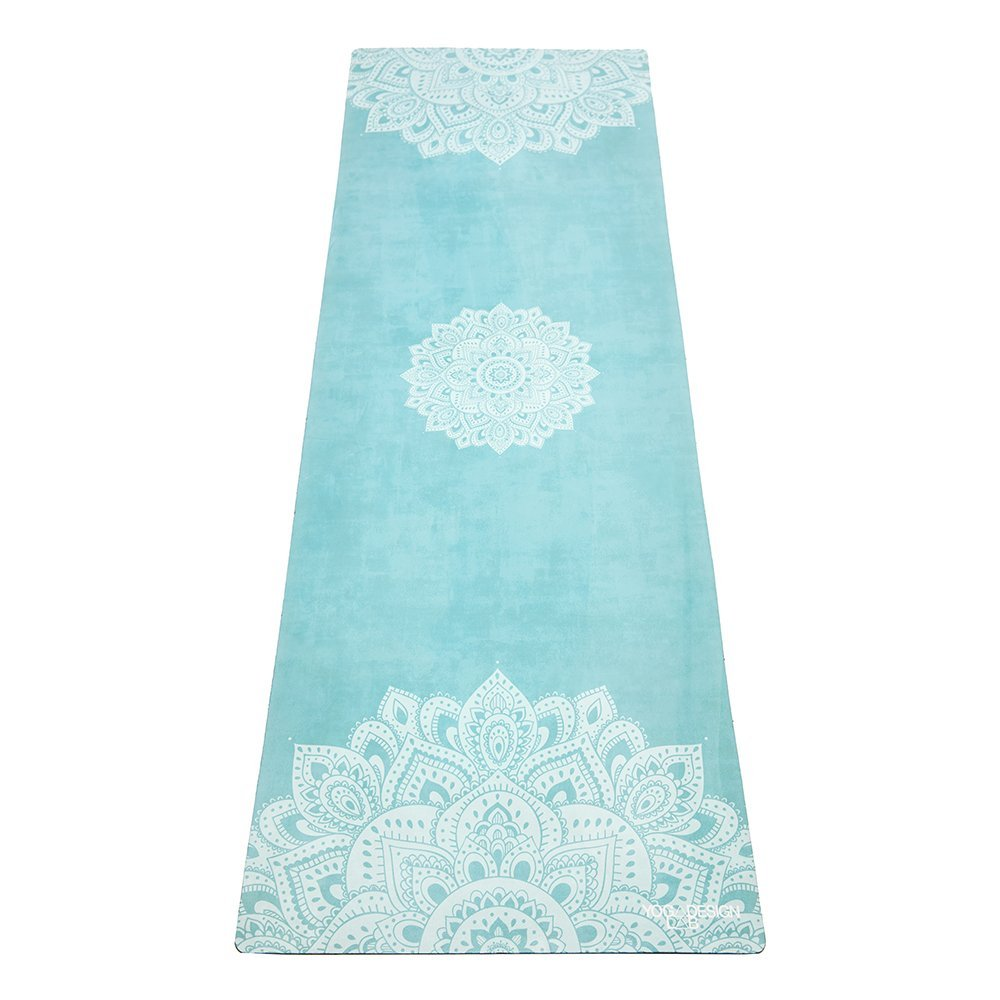 My Yoga Mat when I want to be flowy & Hot Yoga- ecofriendly & ethical