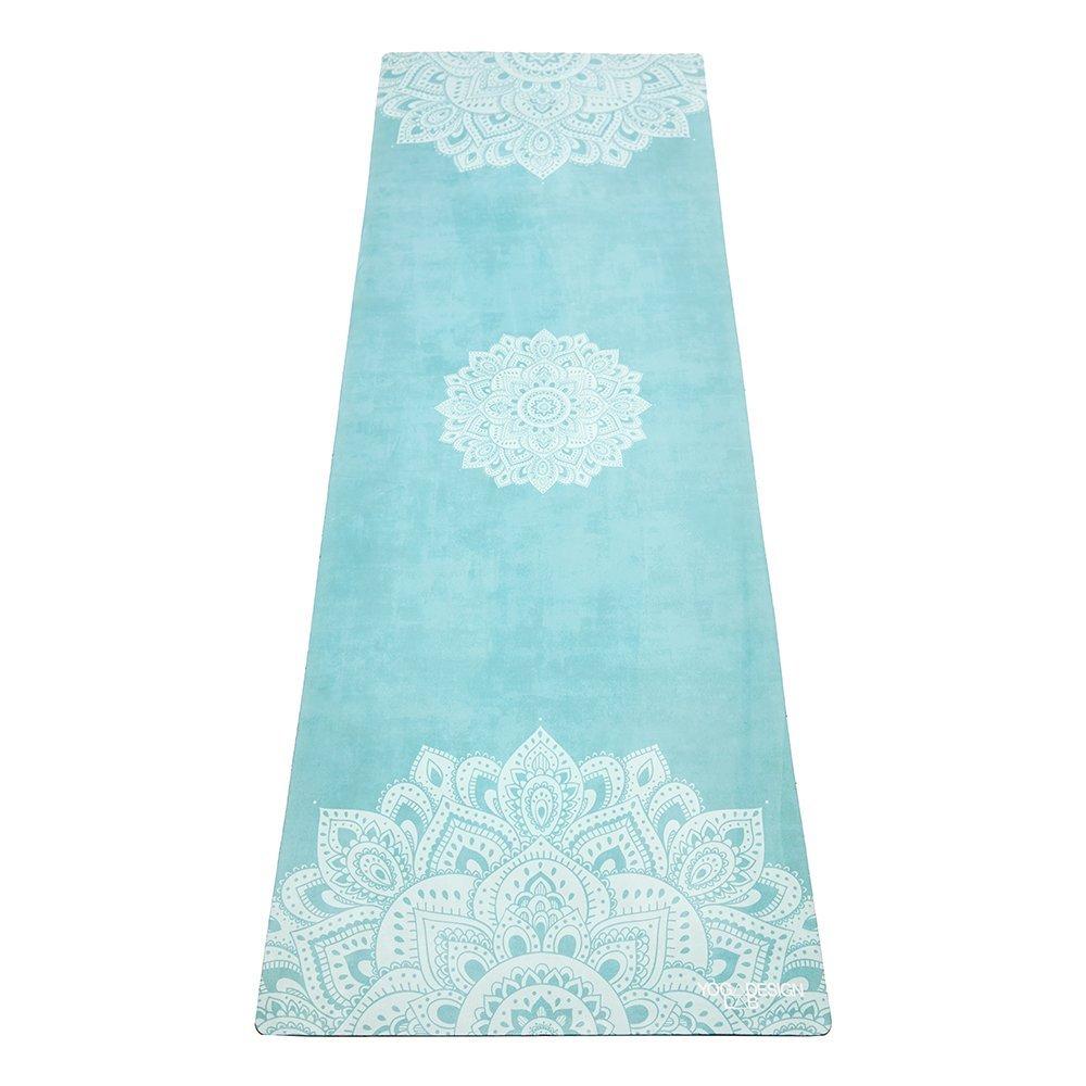 Mon tapis de Yoga quand je veux être fluide & Hot Yoga- ecofriendly & ethique