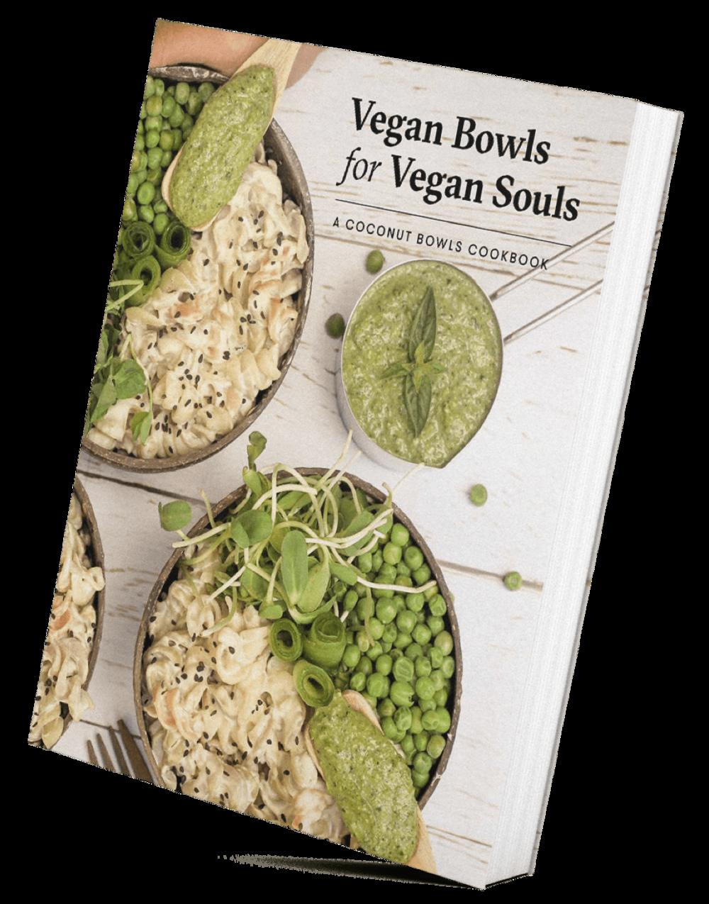 Vegan Bowls For Vegan Souls: Livre de 100 Recettes pour lequel j'ai crée une recette à côté de plein d'autres foodies vegan!  utilisez le code 'amelie10' pour une réduction !  (fonctionne sur le ebook et livre papier)